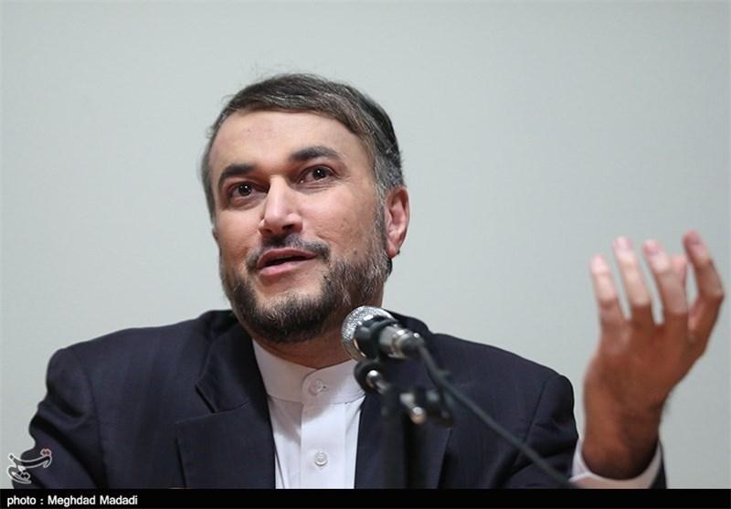 Iran's Deputy FM Deplores Talks of Splitting Iraq