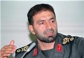 مراسم تجلیل از خانواده شهید حسن طهرانی مقدم در غرفه تسنیم