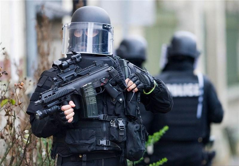 نیروهای ویژه پلیس فرانسه