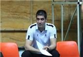 رضایی، مربی تیم ملی والیبال ایران شد