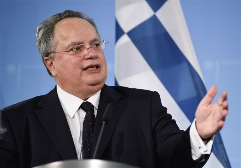 2 وزیرخارجه یونان