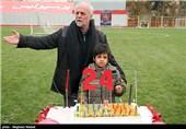 جشن تولد هانی نوروزی فرزند کاپیتان فقید پرسپولیس