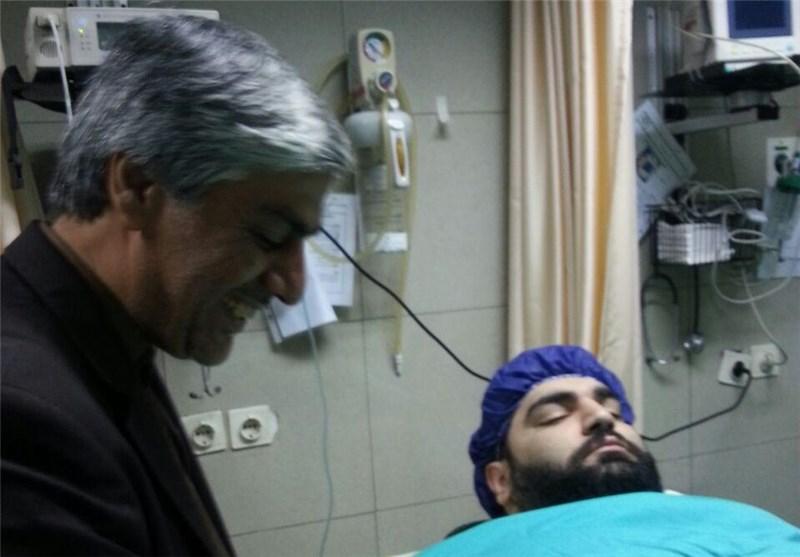 Weightlifter Behdad Salimi Undergoes ACL Surgery