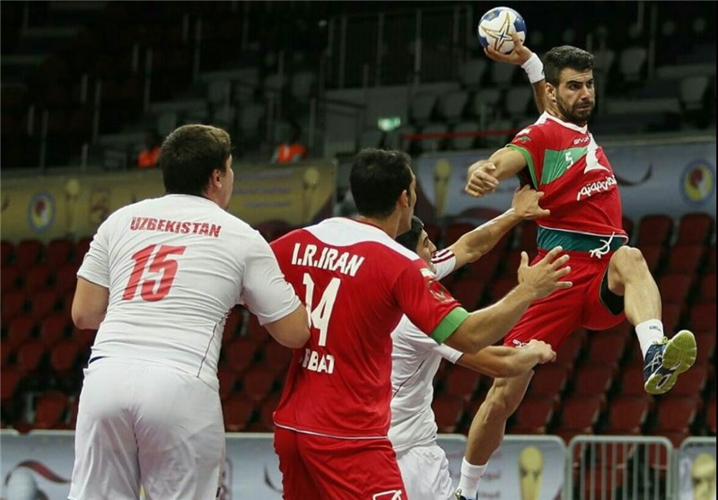 Iran Drawn in Asian Men's Handball Championship Group B