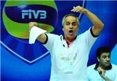 قوچاننژاد: لوزانو ریسک تعویض را به خوبی درک میکند/ غرور، آفت والیبال ایران است