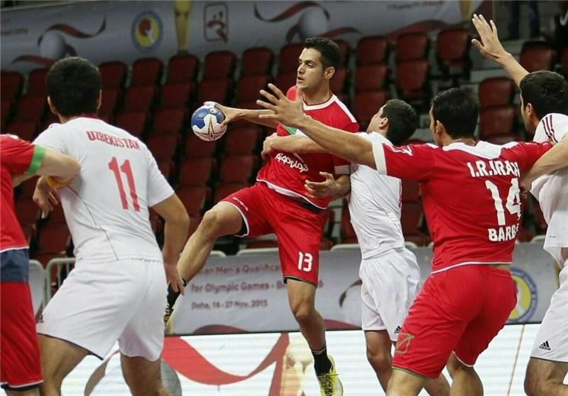 پیروزی تیم ملی هندبال کشورمان در آخرین دیدار مسابقات قهرمانی آسیا