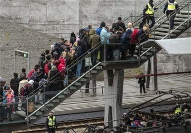 پناهجویان در سوئد پناهجو سوئد مهاجر سوئد مهاجران سوئد پناهجویان سوئد