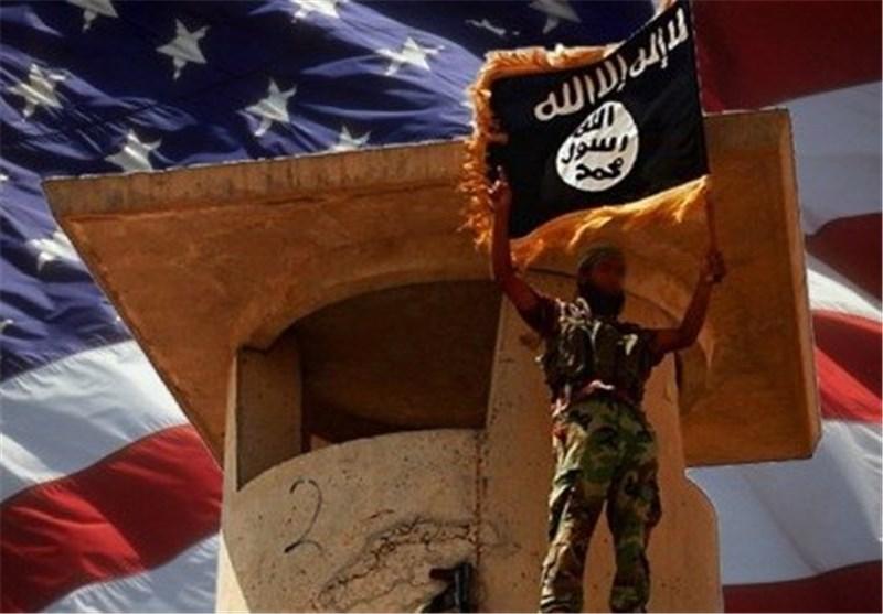 آمریکا و داعش