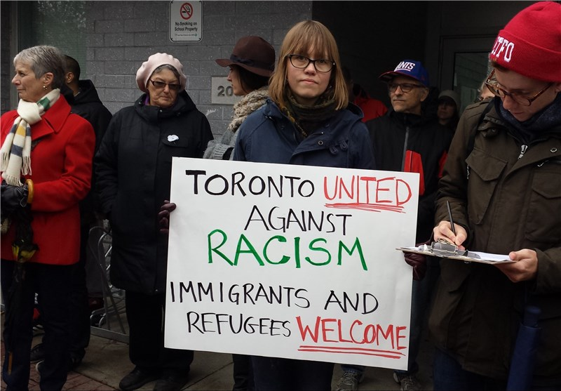 Canadian Activists Hold Rallies against Islamophobia