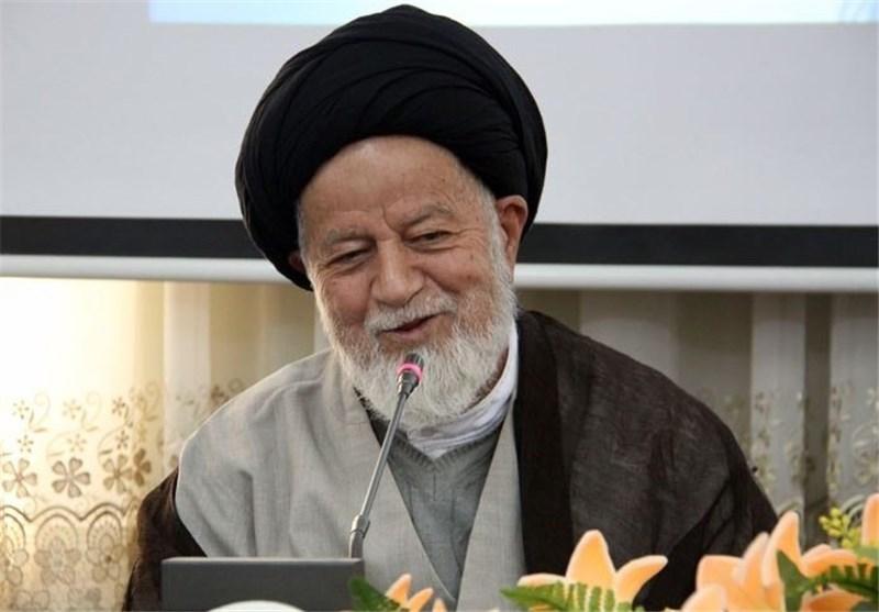 شاهچراغی/امام جمعه سمنان
