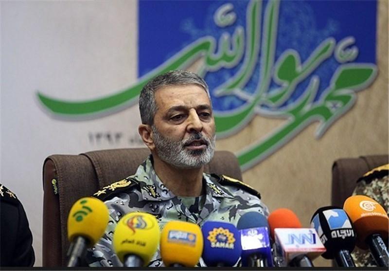 امیر موسوی:رژیم مستکبر آمریکا، بزرگترین تهدید برای آزادی و حق است
