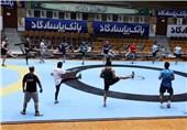حضور پرویز پرستویی در اردوی تیم ملی کشتی فرنگی + تصاویر