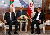 Iran, Algeria Stress Cooperation to Settle Regional Conflicts