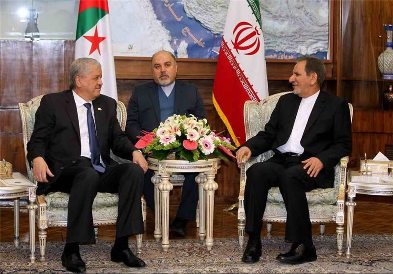 algeria iran relationship