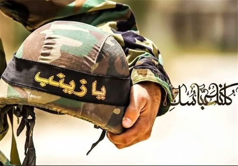 تشییع و تدفین نهمین شهید مدافع حرم اصفهان در گلستان شهدا