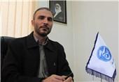 عبدالله جعفری رئیس بسیج رسانه زنجان