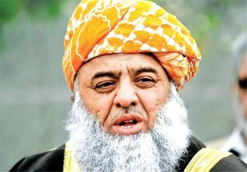 احتمال دستگیری «فضل الرحمان» توسط حکومت پاکستان