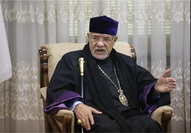 Armenians Enjoy Full Religious Freedom in Iran: Archbishop Sarkissian