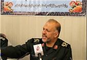 اصفهان: سردار فدا: توان موشکی ایران یک عامل بازدارنده است