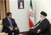 مادورو خطاب به امام خامنهای: درسهای زیادی از ملاقات با شما آموختهام
