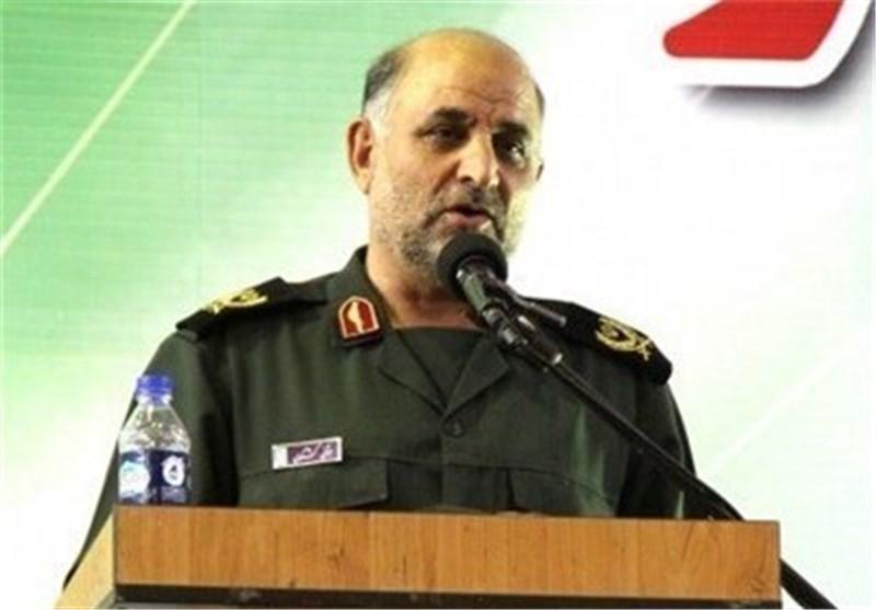 فرمانده سپاه استان لرستان: فعالشدن نفوذیها از اقدامات دشمن علیه ایران است