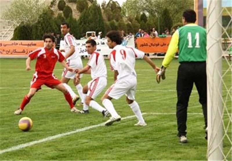 فوتبال هفت نفره