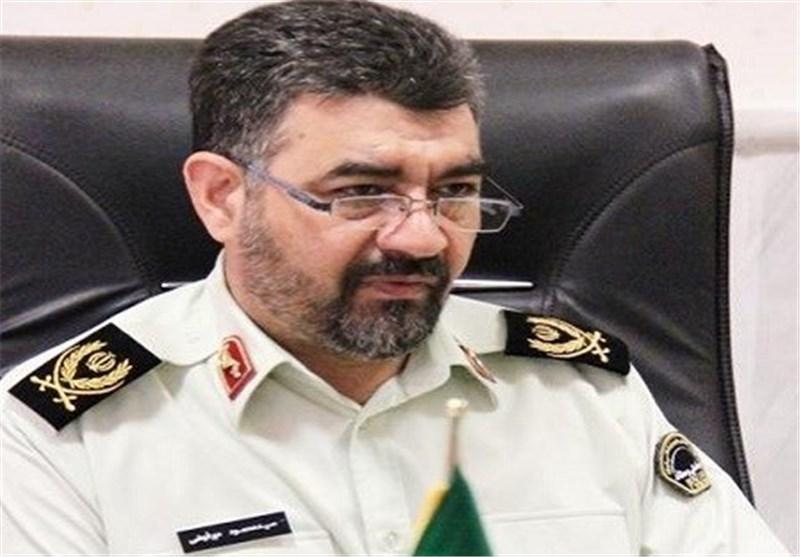 مینیبوس سربازان در نوشهر دچار سانحه شد/ یک سرباز کشته و 3 سرباز مصدوم شدند/ سرعت زیاد و لغزندگی جاده دلیل حادثه