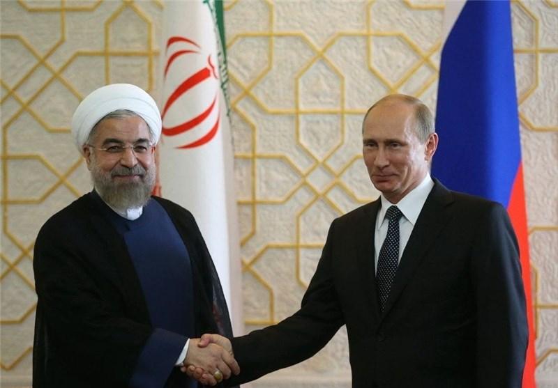 قمّة القمم بین روحانی وبوتین