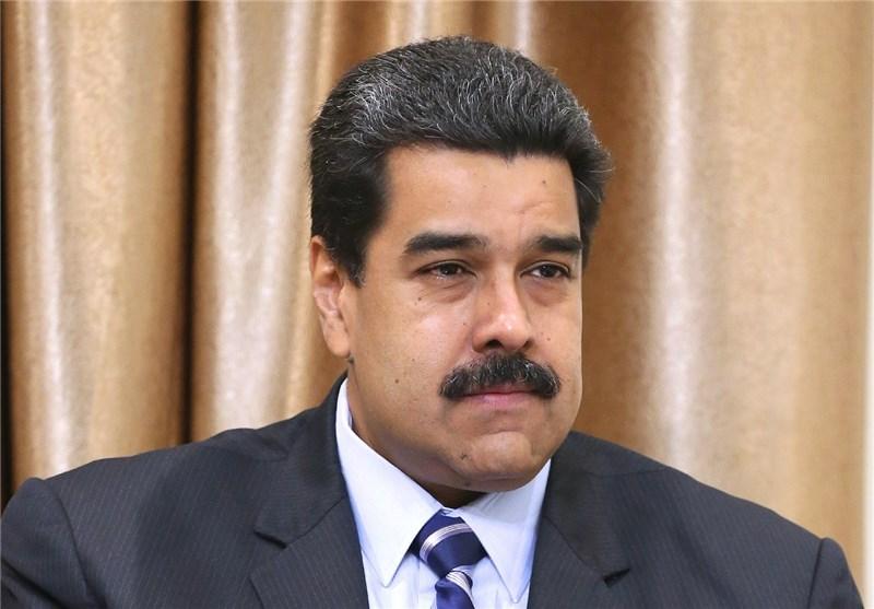Maduro Suud Kralı Selman'la Biraraya Geldi