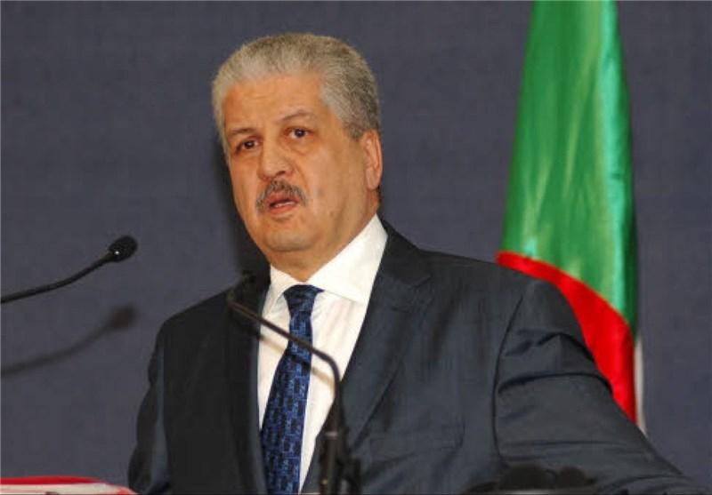 Algeria's PM Due in Tehran