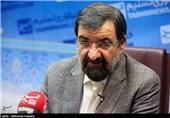 حضور محسن رضایی در خبرگزاری تسنیم