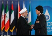 Iran Ready to Share Experiences with Bolivia in All Areas: President