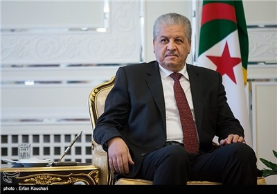 عبدالمالک سلال نخست وزیر الجزایر