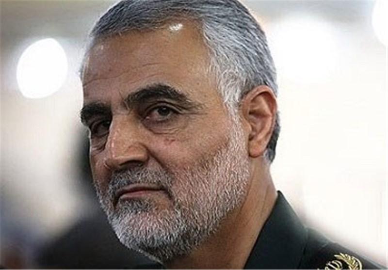 اللواء قاسم سلیمانی