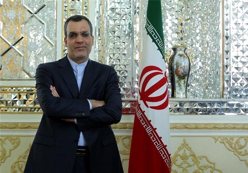 جابری انصاری سخنگو وزارت خارجه