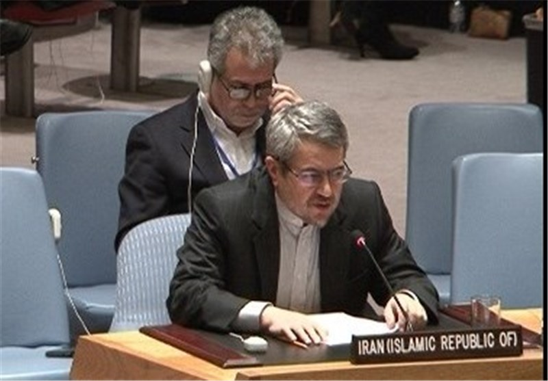 Iran's UN Envoy: US Addicted to Sanctions