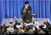 دفاعی پیداوار میں مزید بہتری لائیں تاکہ دشمن ایران کو دھمکی کا سوچ بھی نہ سکے، امام خامنہ ای