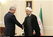 Iran's Rouhani Calls for Global Consensus against Terrorism
