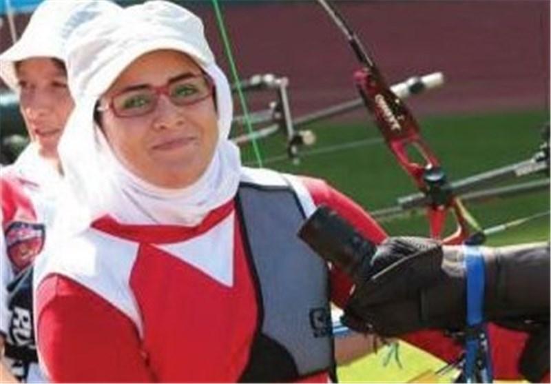 Zahra Nemati Named November's Athlete of Month