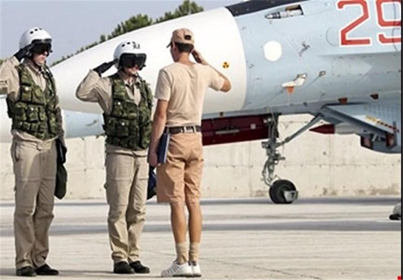 """فرقة کوماندوس سوریة تنقذ الطیار الروسی الثانی وتنقله إلى قاعدة """"حمیمیم"""" العسکریة"""