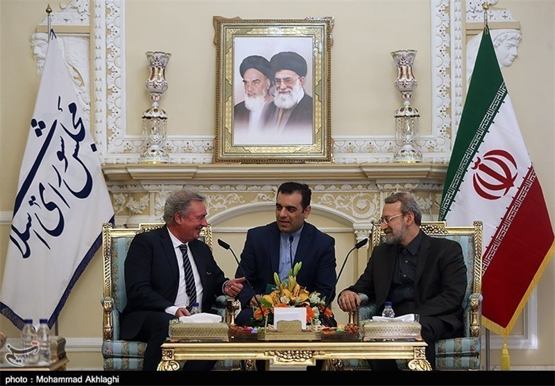لاریجانی : الاجراء الترکی ضد روسیا کان خطا کبیرا ودعم أوباما کان خطأ أکبر