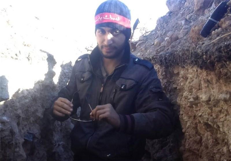 أحد الجنود المحررین من مطار کویرس یروی لـ تسنیم ماحصل معهم خلال سنوات الحصار +صور