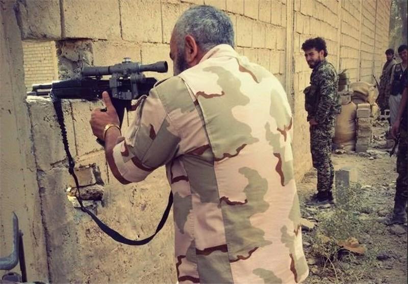 الجیش السوری یعثر على نفق فی الغوطة الشرقیة لدمشق ویتقدم فی دیر الزور + صور