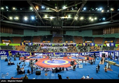 Tehran Hosts Second Freestyle World Wrestling Clubs Cup