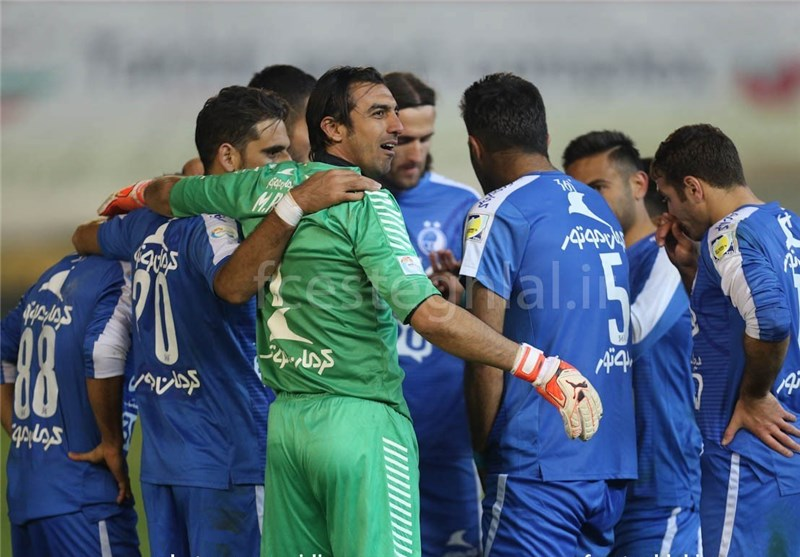 Esteghlal Back on Iran Professional League Top