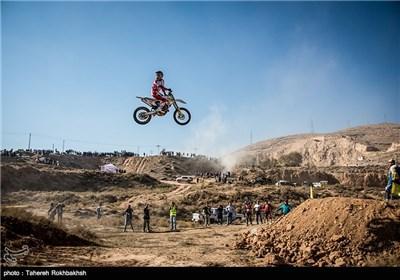مسابقات آفرود - شیراز