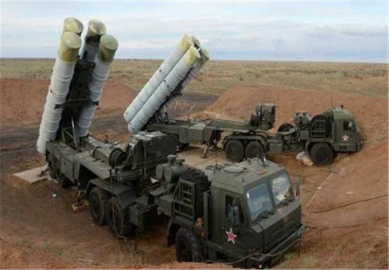 منظومة إس 400 جاهزة لأداء مهماتها القنالیة على الأراضی السوریة