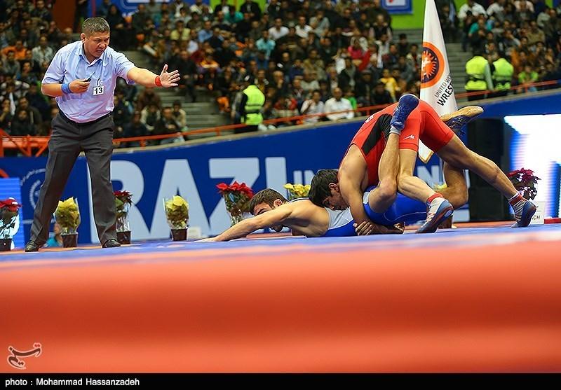 Iran's Bimeh Razi Wins Title at World Wrestling Clubs Cup