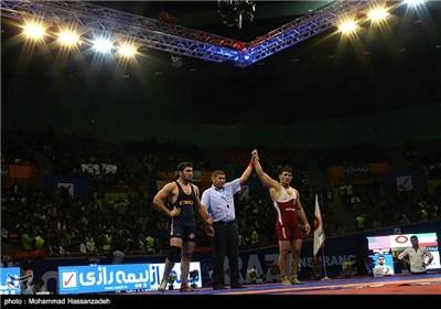 ایران قهرمان رقابت های کشتی آزاد جام باشگاه های جهان