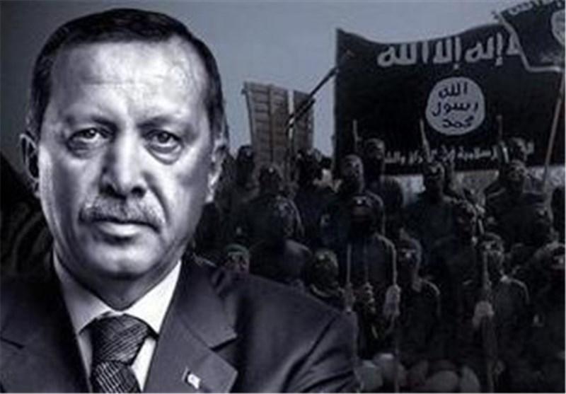 داعش و اردوغان